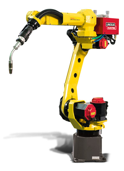 selling a used FANUC robot