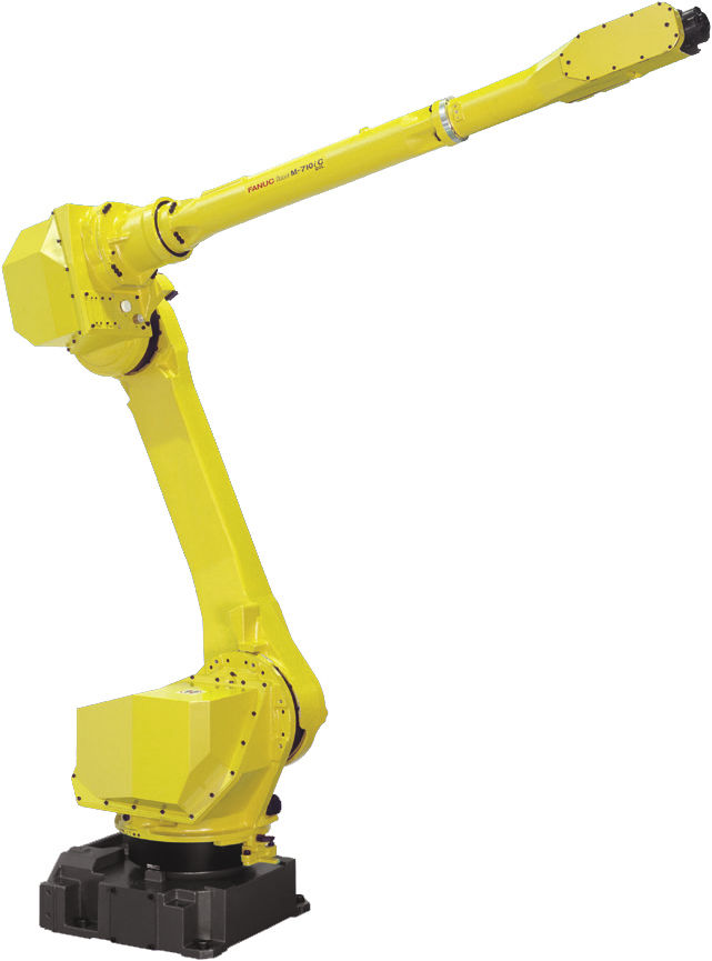 Long Reach Welding Robot