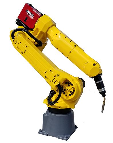 Plasma welding Robot