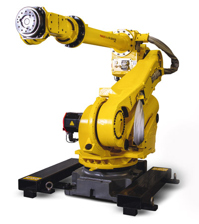six axis FANUC robot