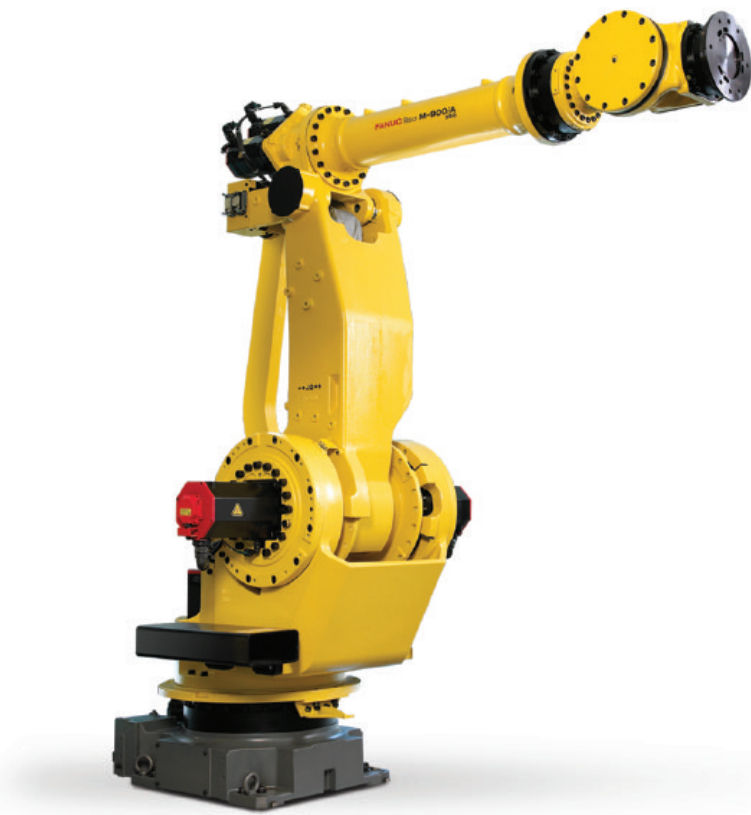 sell a used FANUC robot
