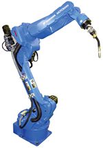 Motoman Six Axis robot
