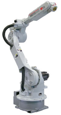 waterjet cutting robots