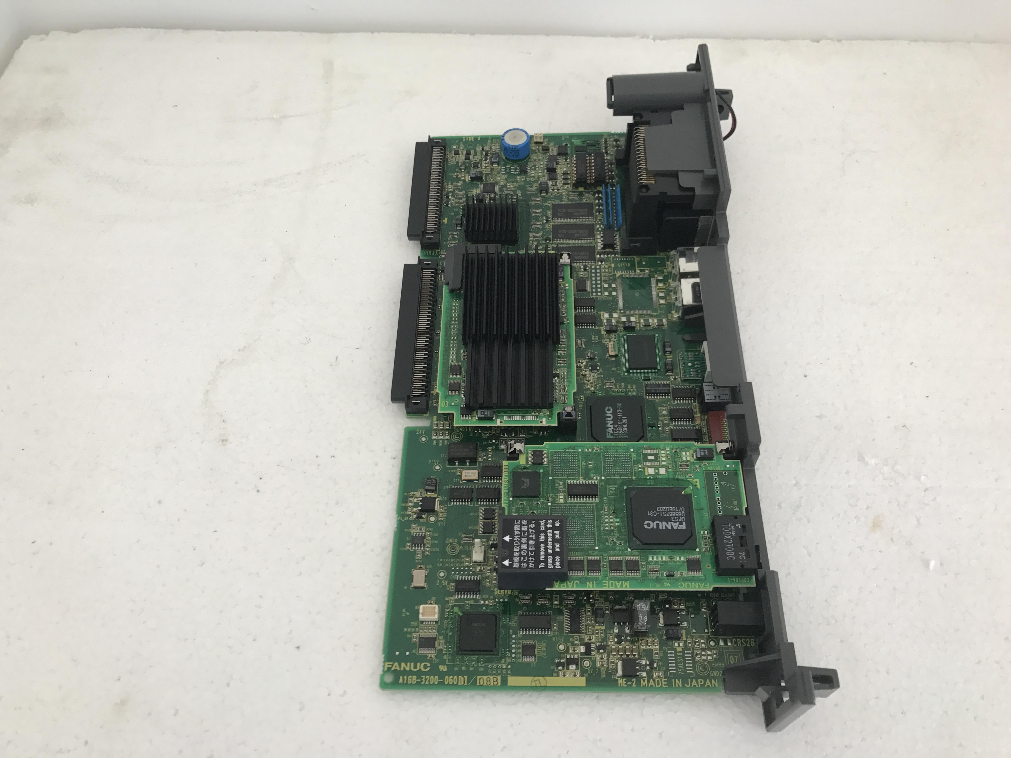 FANUC Main CPUs