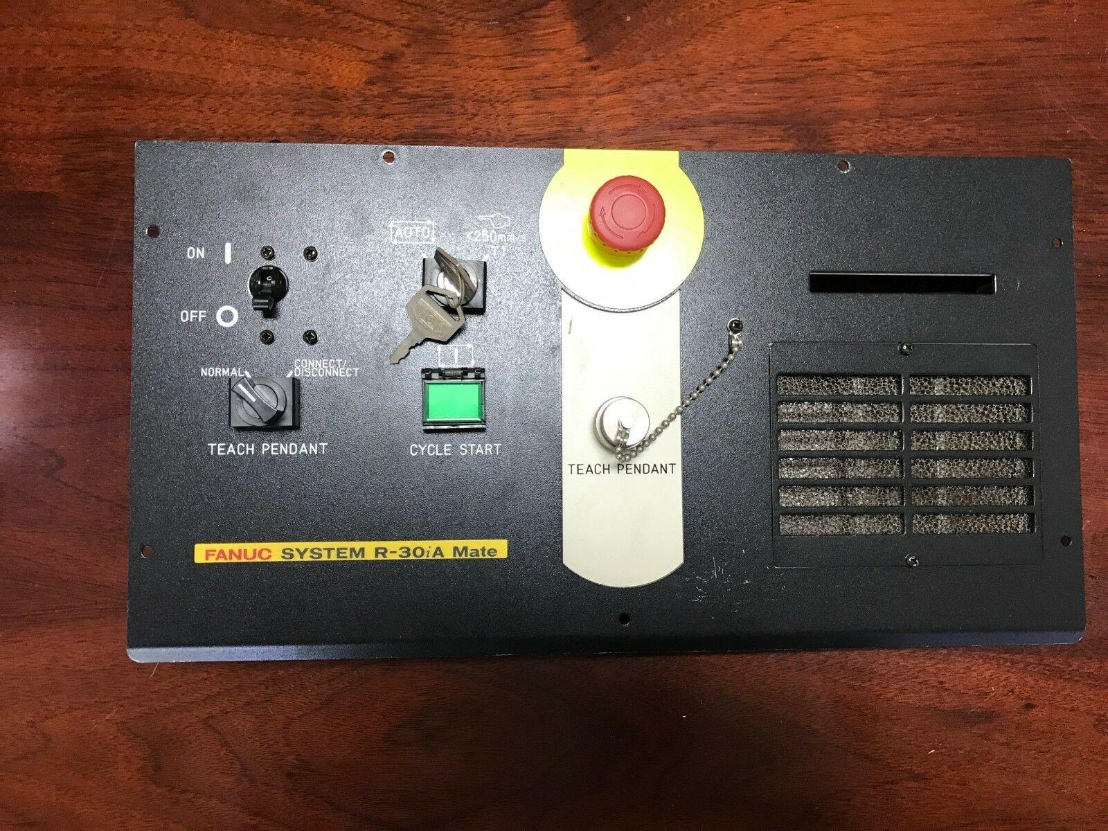 FANUC Operator Panels