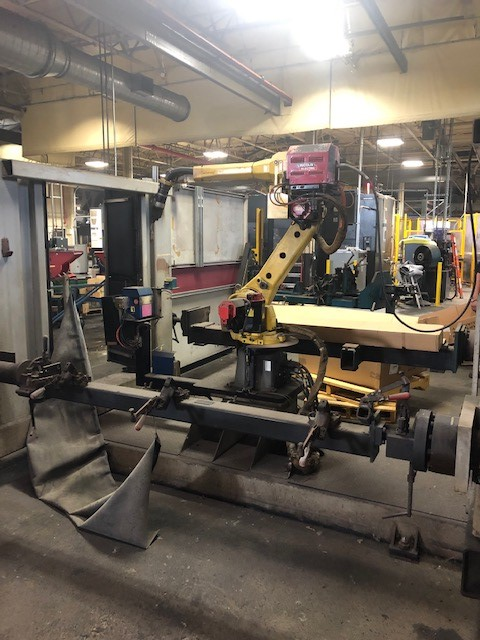 Selling Your Used Robotic Welding System